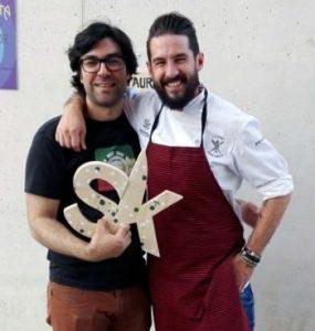 Decoración de restaurantes Sibaritas Klub con el chef Peña